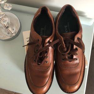 Bogo ☺️ rockport men's leather shoe